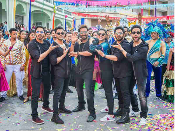 Golmaal Again Opening Occupancy Report