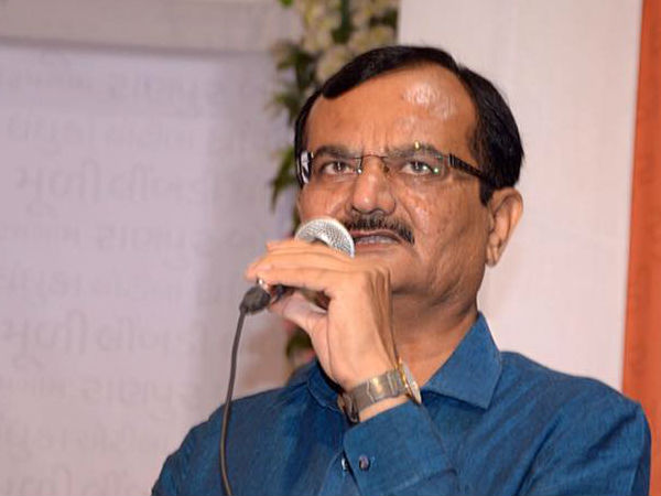 Pradipsinh Jadeja S Announcement About Bin Anamat Aayog