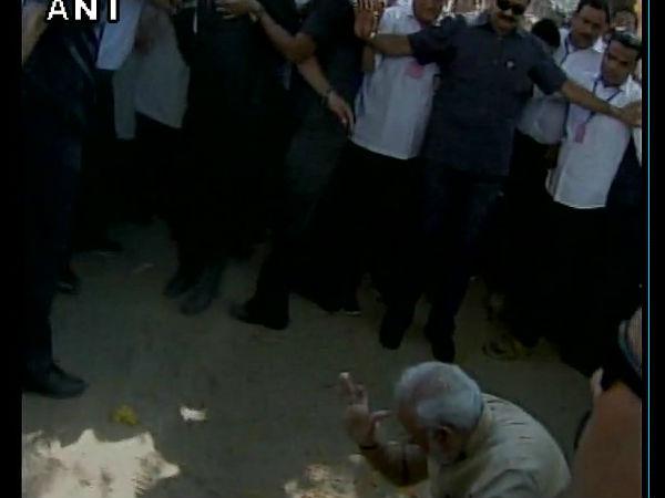 Pm Modi His Hometown Vadnagar