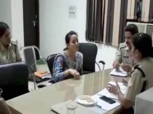 Honeypreet Insan Sent Six Day Police Remand Panchkula Court