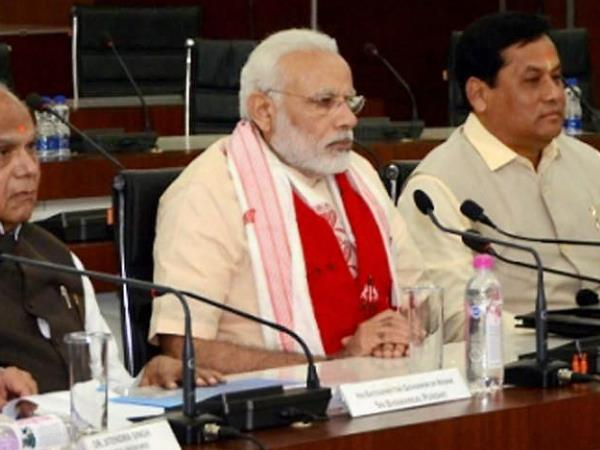 Pm Narendra Modi Chair Economic Advisory Council Eac Pm First Meeting