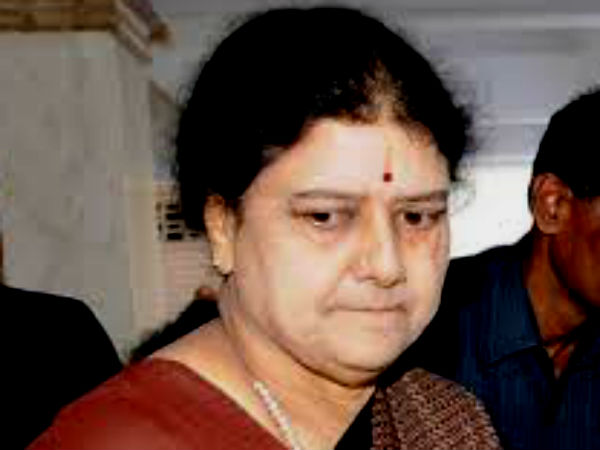 Sasikala Granted Parole 5 Days Visit Her Ailing Husband