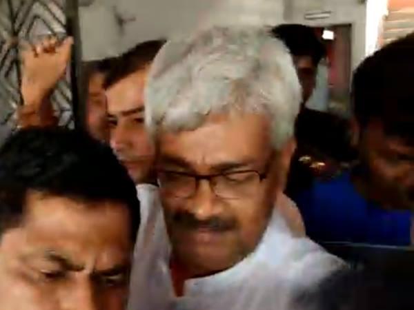 Journalist Vinod Verma Custody Chhattisgarh Police