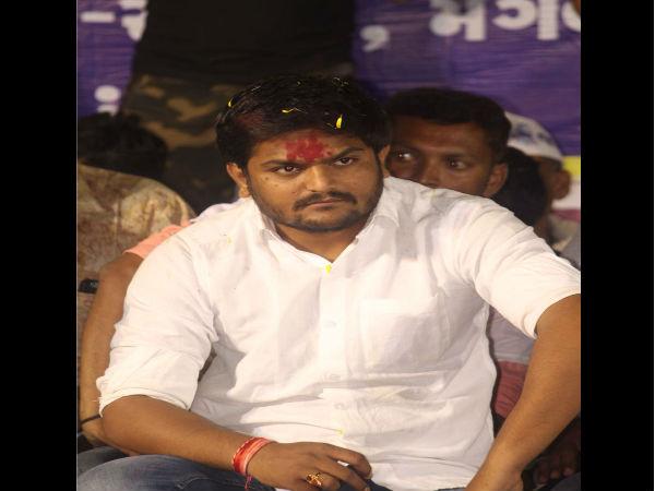 Gujarat Arrest Warrant Against Hardik Patel Cancelled Court