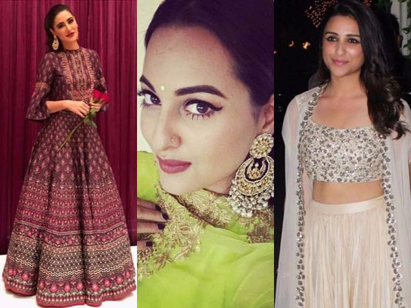 Bollywood Inspired Diwali Looks
