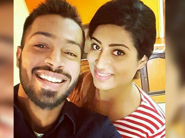 Hardik Pandya S Picture With Mystery Girl Goes Viral Pandya Revealed