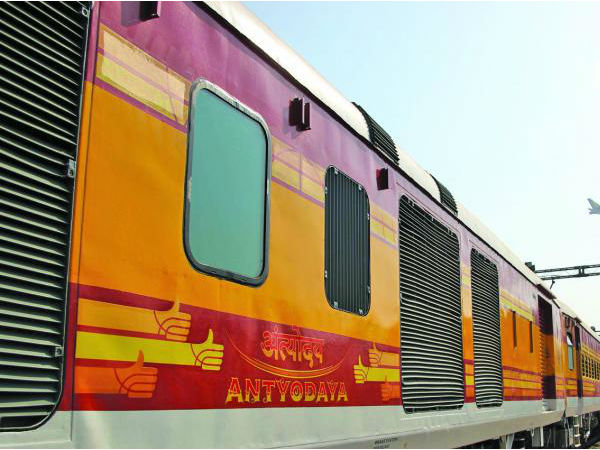 Everything You Need Know About Antyodaya Express From Surat