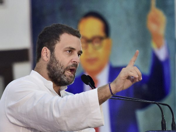 Bjp Sidharthnath Singh Gives Controversial Remark On Rahul Gandhi