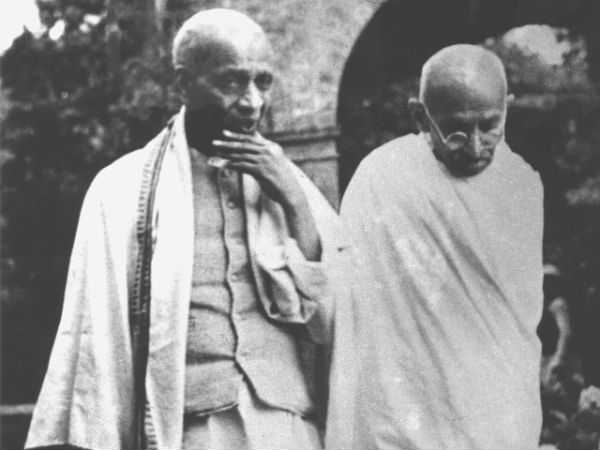 Special Story Sardar Vallabhbhai Patel On His Anniversary
