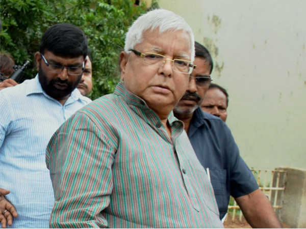 Lalu Prasad Yadav Wants Campaign Gujarat Favour Congress