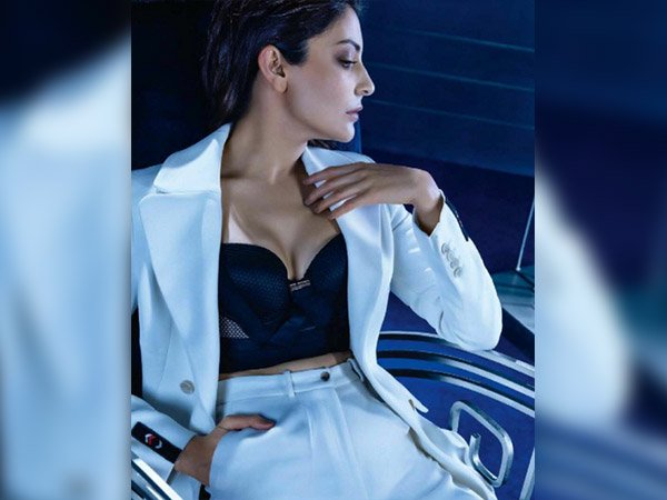 Anushka Sharma S Hot Shot Cover Shoot Gq India S Special Edi