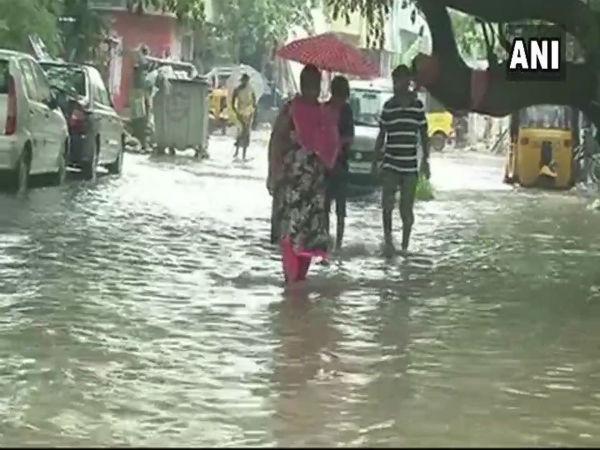 Chennai Receive Heavy Rain School College Will Remain Closed