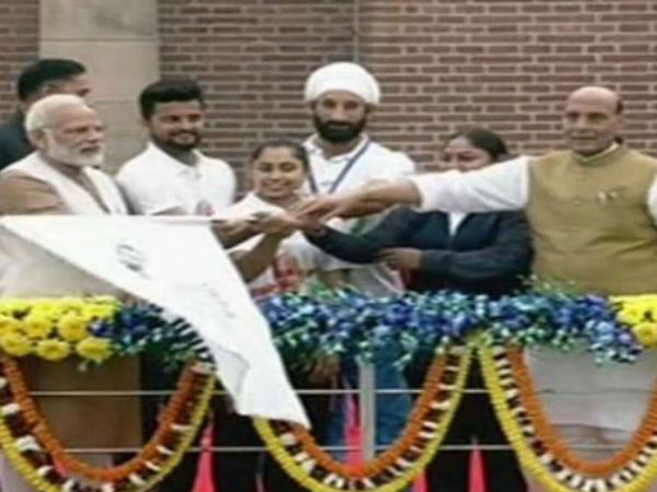 Sardar Patel S Legacy Was Ignored Says Modi At Run For Unity