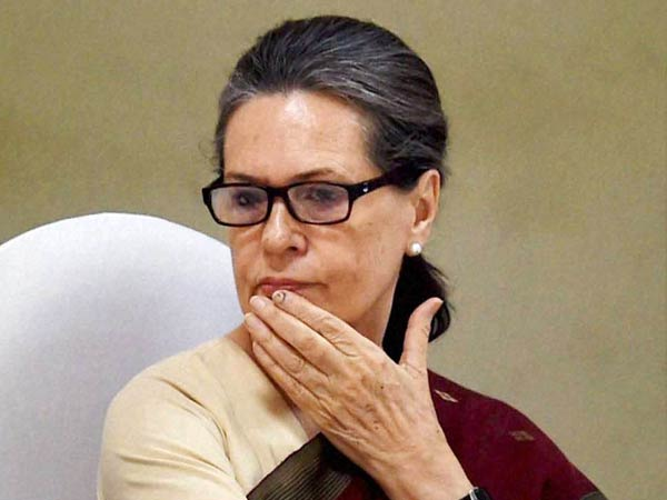 Sonia Gandhi Admitted Sir Ganga Ram Hospital Suffering From Upset Stomach