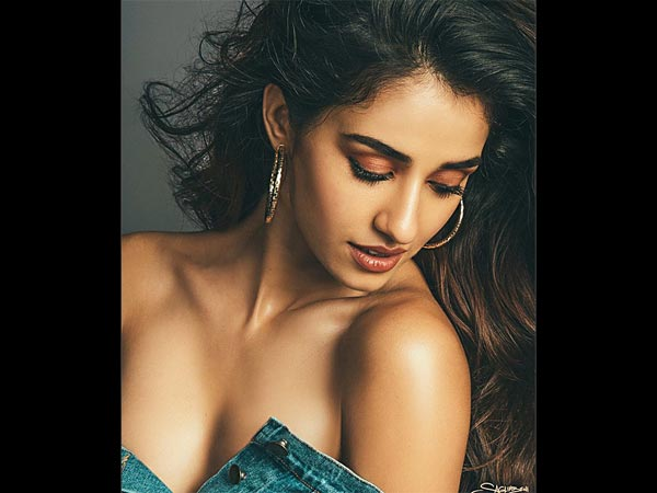 Disha Patani Unbuttons Her Shirt Looks Unbearably Hot In Latest Picture Maxim Cover