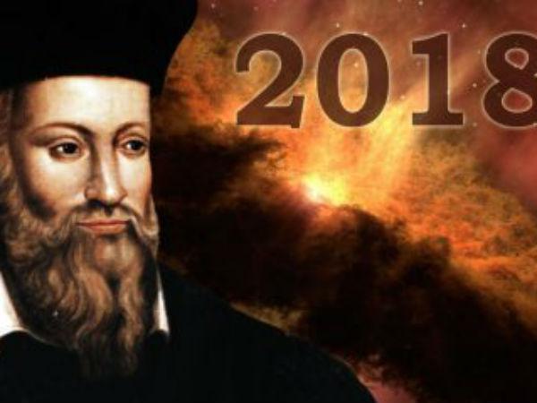 Nastredamus Predictions 2018 Its Very Horrible