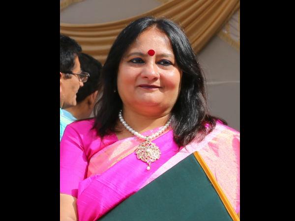 Rajkot Ahead Gujarat Elections 2017 Kashmira Nathwani Joine