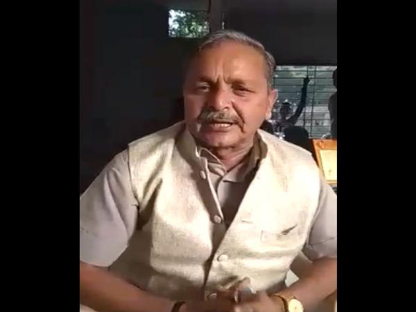 BJPમાંથી રાજીનામું આપનાર પૂર્વ MLA અપક્ષ લડશે ચૂંટણી