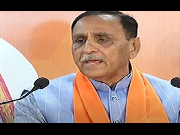 Gujarat Election 2017 Vijay Rupani Press Conference Padmavat