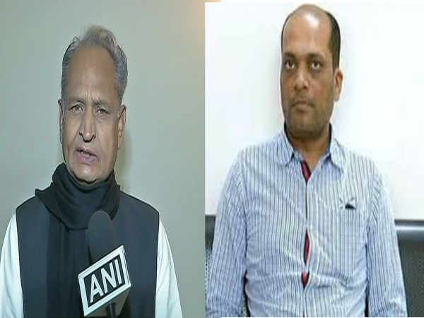 Ashok Gehlot Vs Dinesh Bambhaniya Paas Congress Clash Before Gujarat Elections