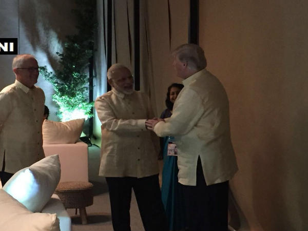 Pm Modi Reaches Philippines Particiapte Asean East Asia Summit