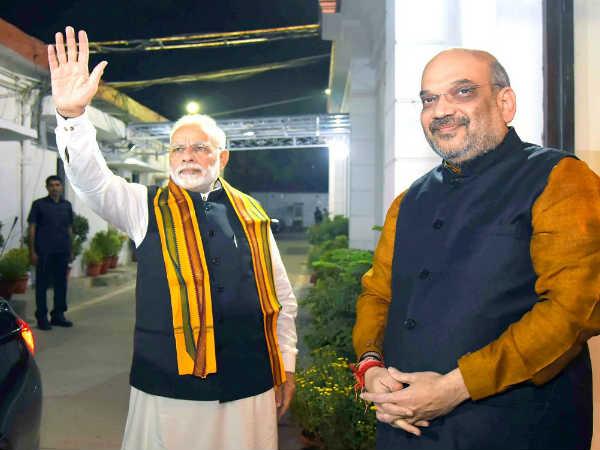 BJPની બીજી યાદી, નો રિપીટ થિયરી કરી રિપીટ