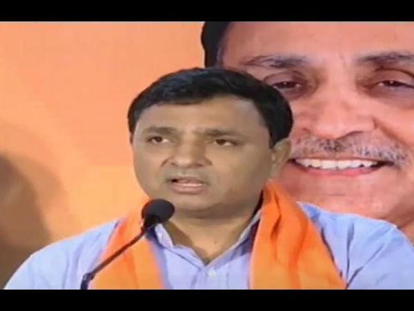 ગુજરાત ચૂંટણી: પૂર્વ પાસ કન્વીનર ચિરાગ પટેલ BJPમાં જોડાયા
