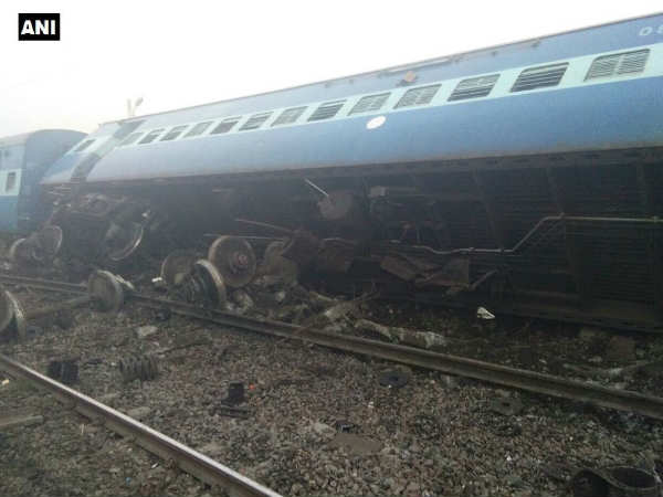Three Persons Have Died 8 Others Injured After 13 Coaches Th