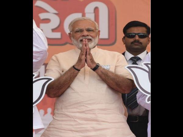Narendra Modi Will Be On Gujarat Tour 4th December Two Days