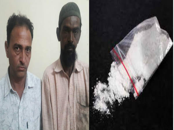 Ahmedabad Narcotic Department Arrested 2 Drug Dealers With Hashish