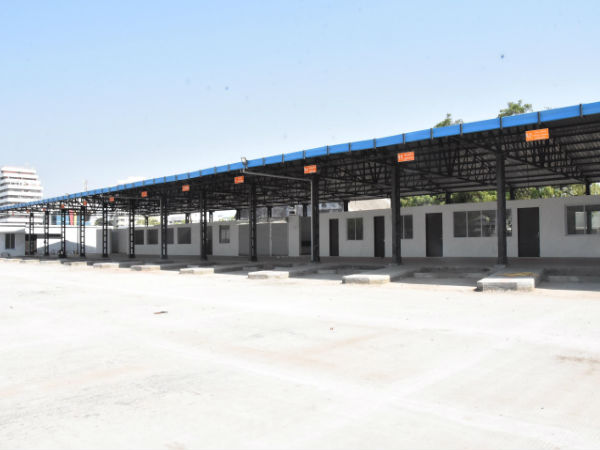 Rajkot New Bus Stand Started From Today Read More News Abo
