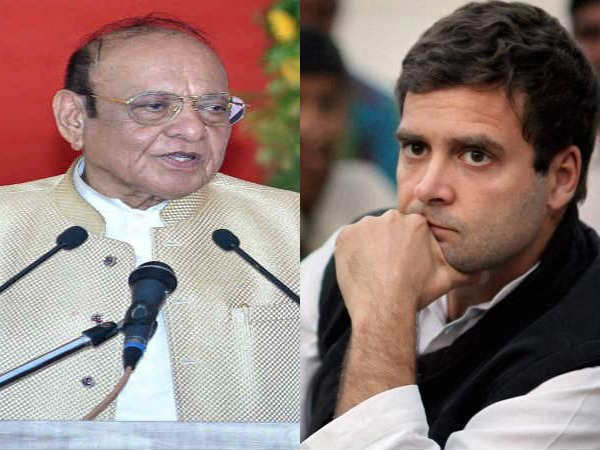 Gujarat Election 2017 Shankersinh Vaghela Takes Dig At Rahul