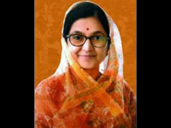 Gitaba Jayrajsinh Jadeja Bjp Candidate From Gondal Assembly