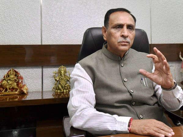 Gujarat Election 2017 Cm Vijay Rupani S Viral Audio Clip Re