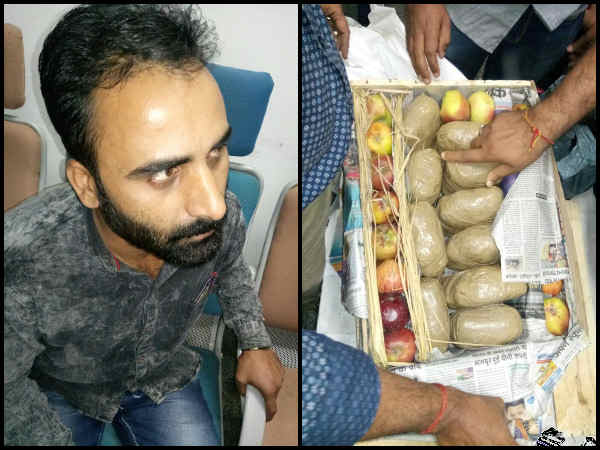 Ahmedabad Narcotics Department Arrest One Man With 1 Crore