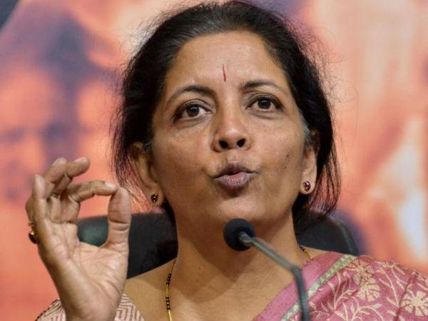 Gujarat Election 2017 Defence Minister Nirmala Sitharaman A
