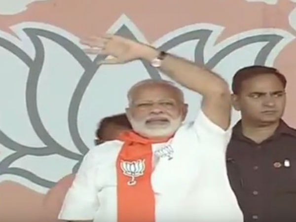 Pm Narendra Modi Hold Election Rallies Gujarat Today