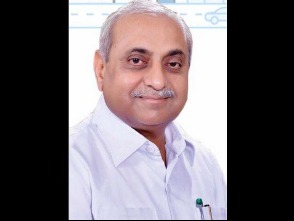 Political Profile Bjp Nitin Patel Gujarat Assembly Election