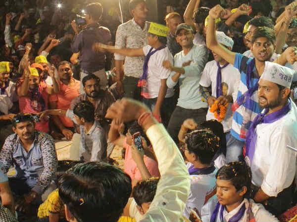 Gujarat Election 2017 Patidar Protest Against Bjp Surat