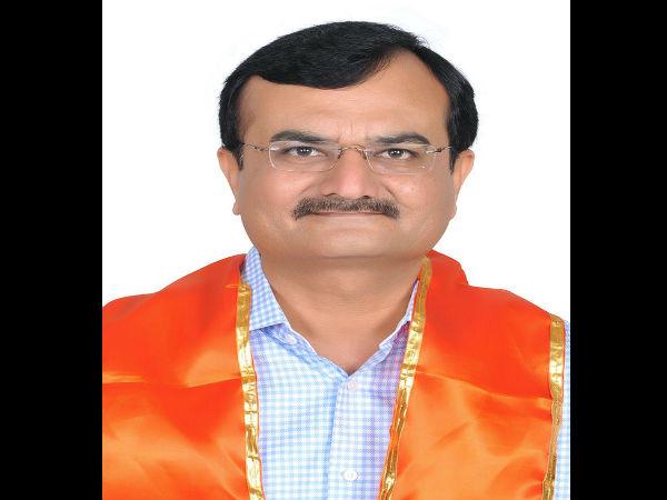 Pradipsinh Jadeja Bjp Candidate From Vatva Assembly Seat