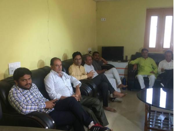 Gujarat Elections 2017 Hardik Patel Paas Core Comity Member