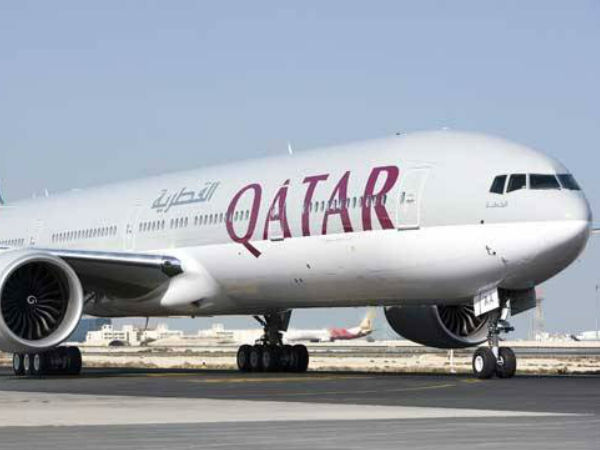 Qatar Airlines Flight Makes Emergency Landing In Chennai After Wife Discovers Husband S Affair