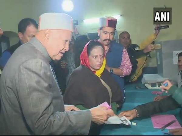 Himachal Pradesh Assembly Election 2017 Voting
