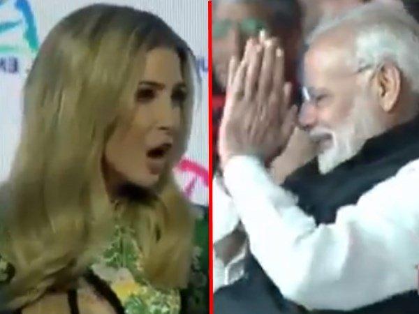 Ges 2017 Pm Narendra Modi Hyderabad Metro Inauguration