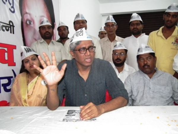Aap Spokesperson Ashutosh Alleged Bjp For Ram Mandir Reconciliation