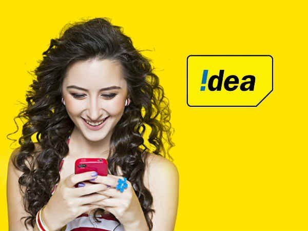 Idea Launches Rs 357 Plan Plan Counter Reliance Jio