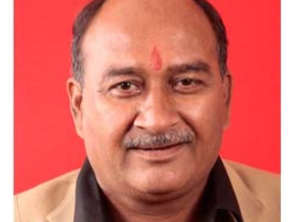 Rajendrabhai Ranjitsinh Chavda Bjp Candidate From Himmutnaga