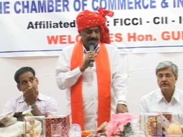 Vasanbhai Gopalbhai Ahir Bjp Candidate From Anjar Assembly S