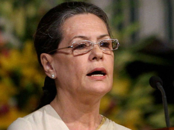 Soniya Gnadhi May Visit Gujarat