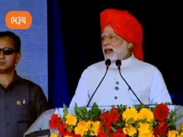 Pn Modi Address 3 Rallies Gujarat On Sunday